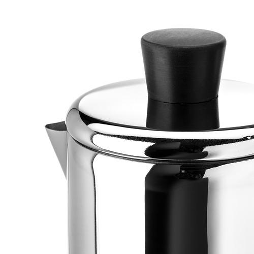 METALLISK espresso maker for hob