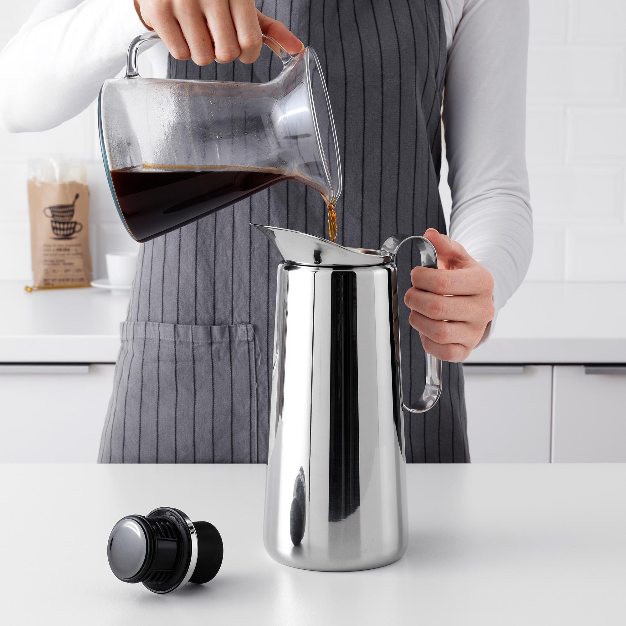 METALLISK vacuum flask