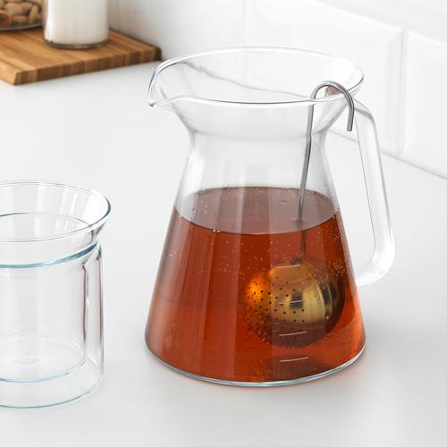 RÖRELSER tea infuser for teapot