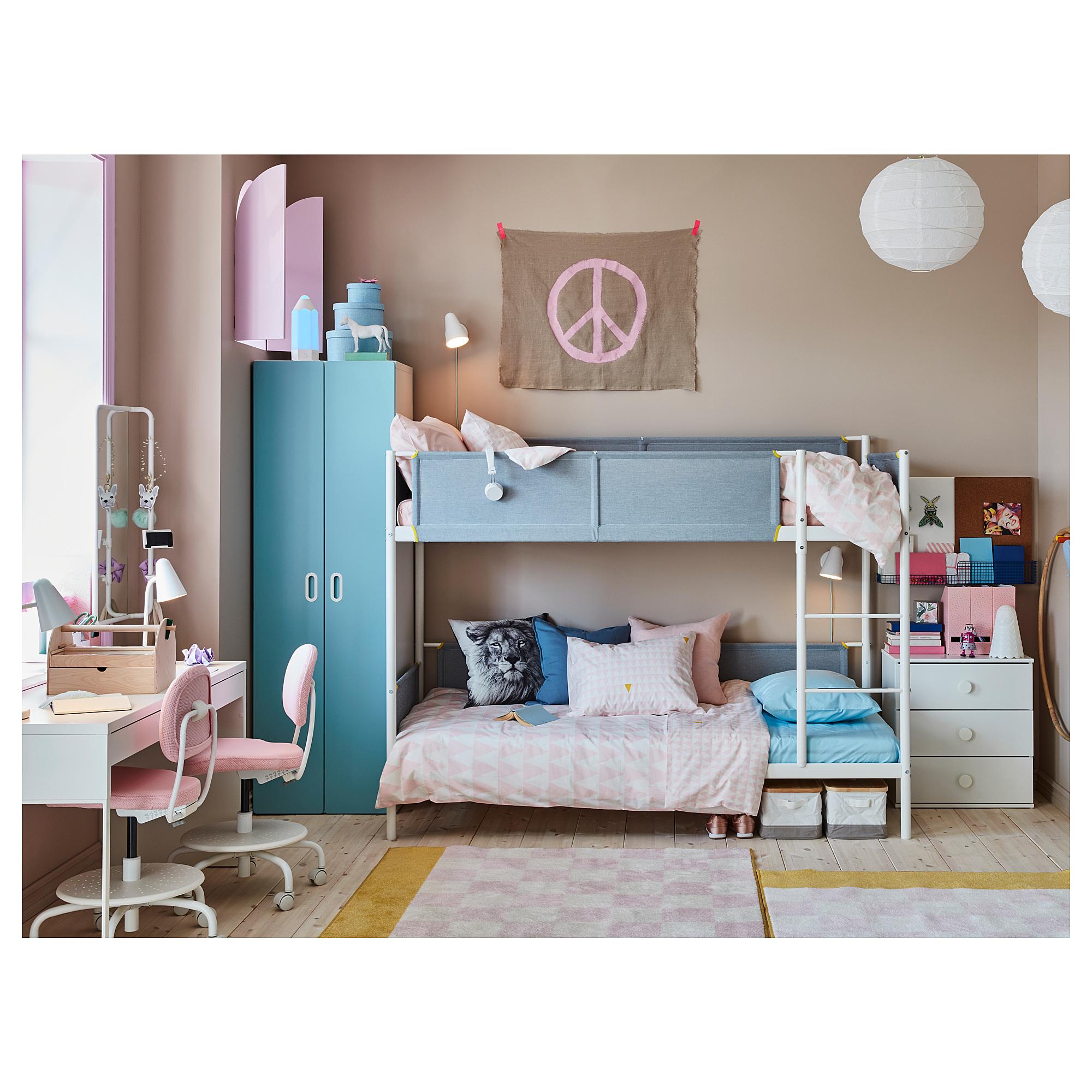 VITVAL bunk bed frame