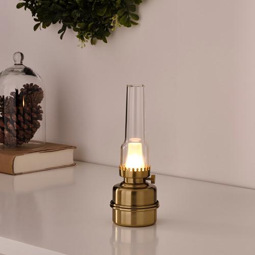 STRÅLA настольная лампа, светодиодная