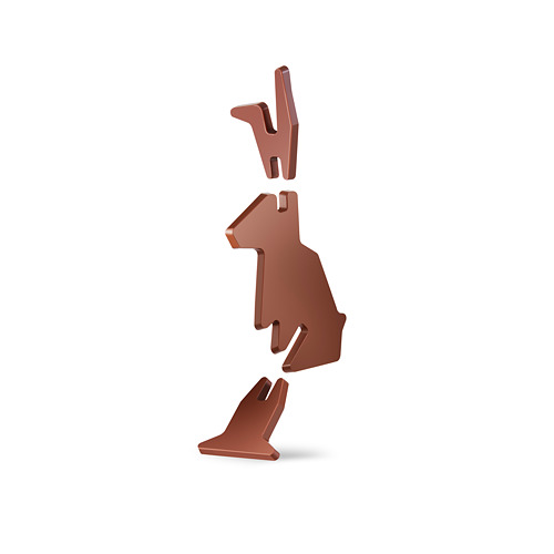 VÅRKÄNSLA шоколадный заяц