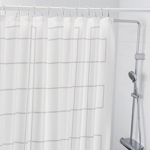 RÄLLSJÖN shower curtain