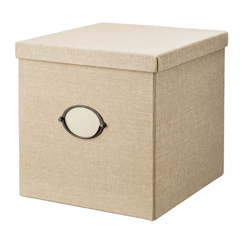 KVARNVIK kaste ar vāku