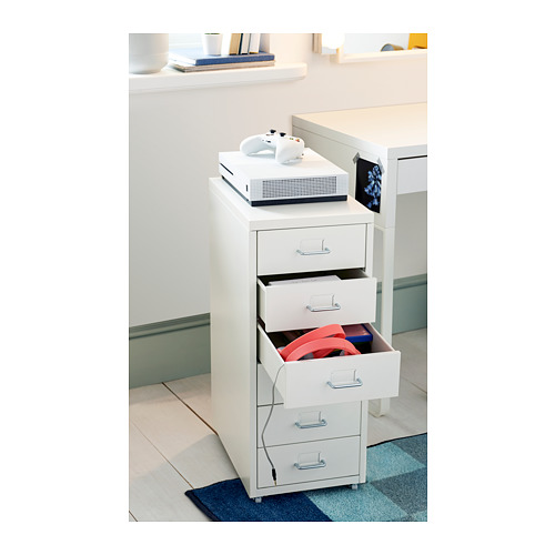 HELMER drawer unit on castors