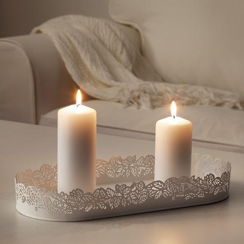 SAMVERKA candle dish