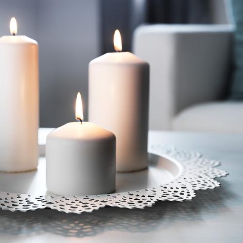 SKURAR тарелка для свечи
