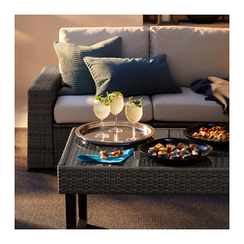 SOLLERÖN coffee table, outdoor