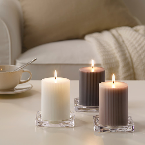 BLOMDOFT формовая свеча, ароматическая