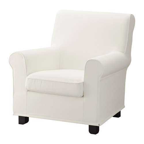 GRÖNLID fotelio užvalkalas