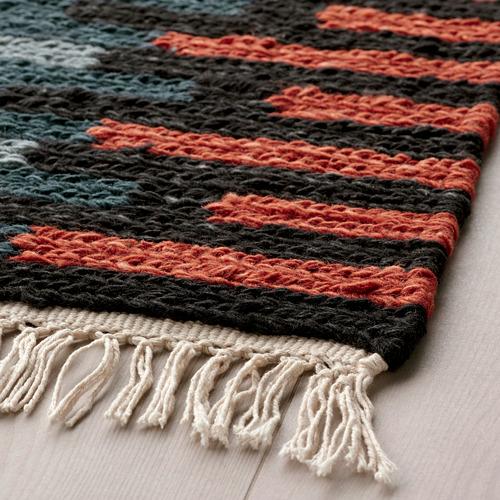 RESENSTAD rug, flatwoven