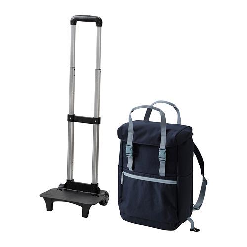 STARTTID backpack on wheels