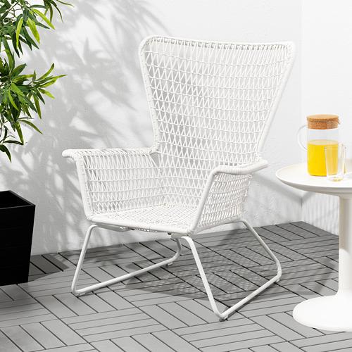 HÖGSTEN armchair, outdoor