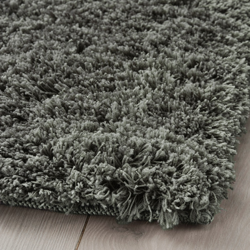 LINDKNUD rug, high pile