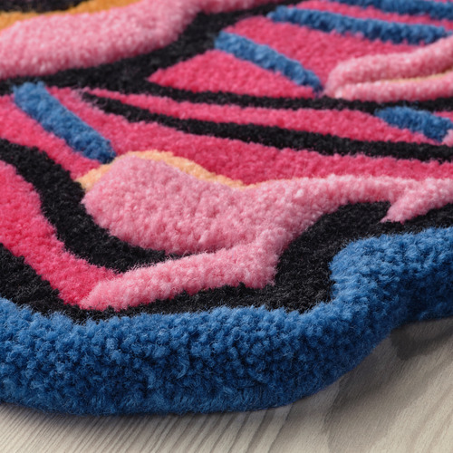 KARISMATISK rug, set of 3
