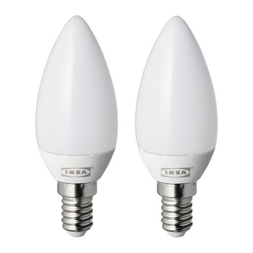RYET LED lemputė E14, 250 liumenų