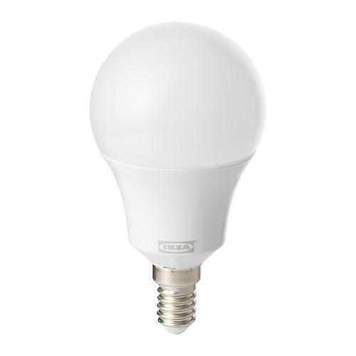 TRÅDFRI LED bulb E14 600 lumen