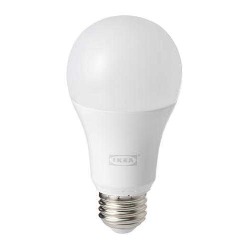 TRÅDFRI светодиод E27 1000 лм