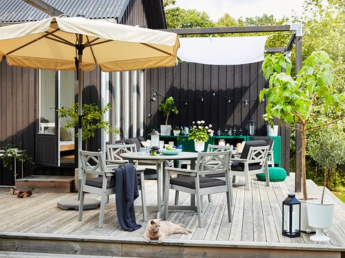 BONDHOLMEN садовый стол