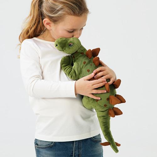 JÄTTELIK soft toy