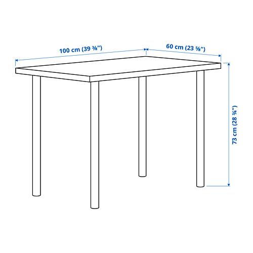 ADILS/LINNMON rašomasis stalas