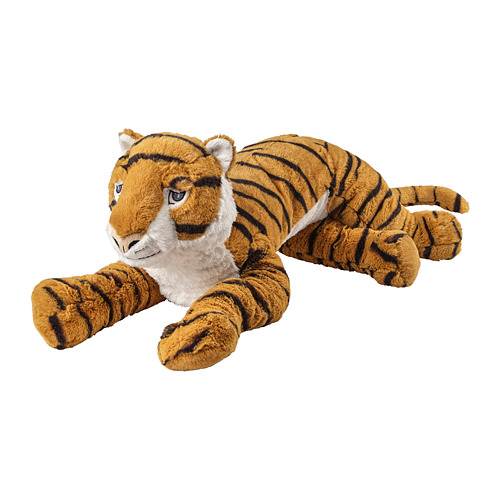 DJUNGELSKOG soft toy