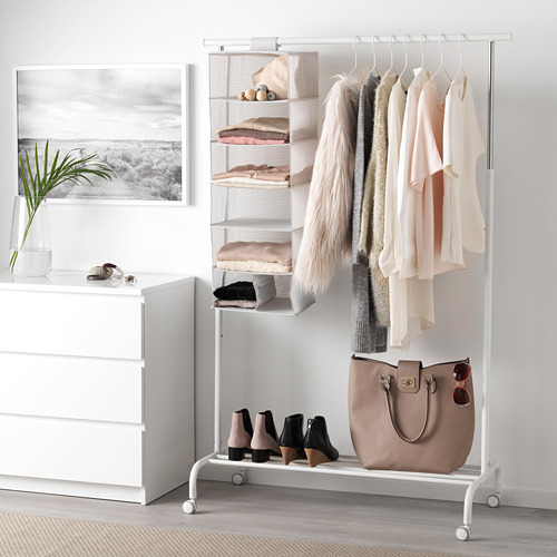 STUK storage with 7 compartments