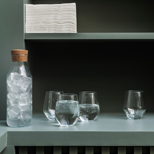 IKEA 365+ carafe with stopper