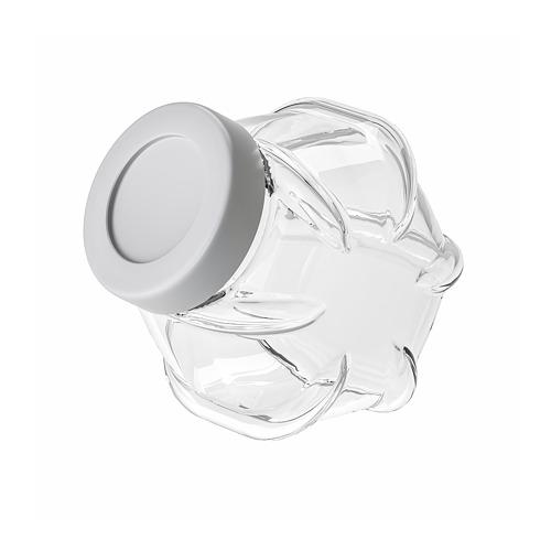 FÖRVAR jar with lid