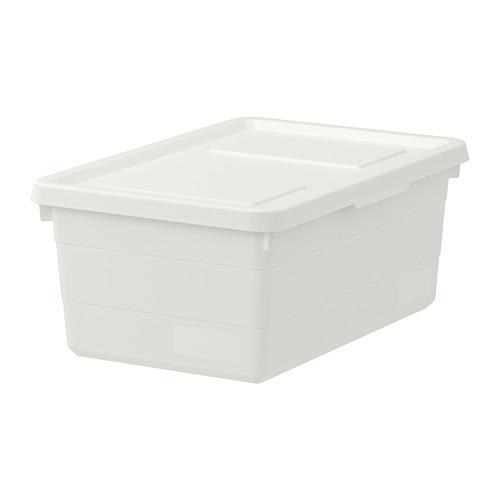 SOCKERBIT контейнер с крышкой