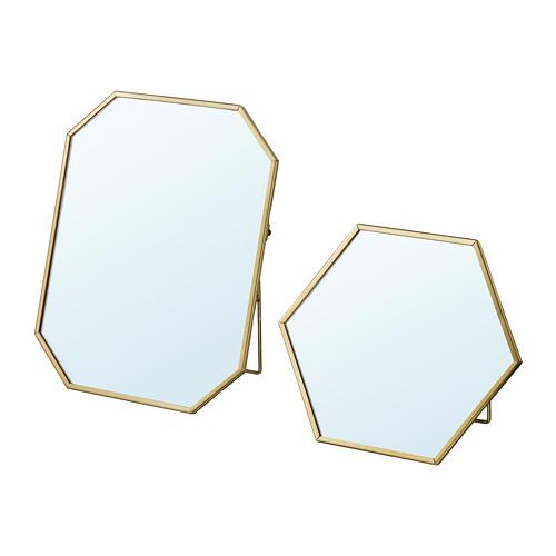 LASSBYN peegel, 2 tk kmpl