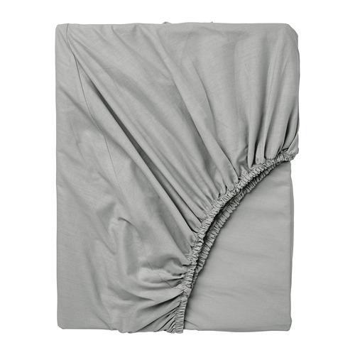 DVALA fitted sheet