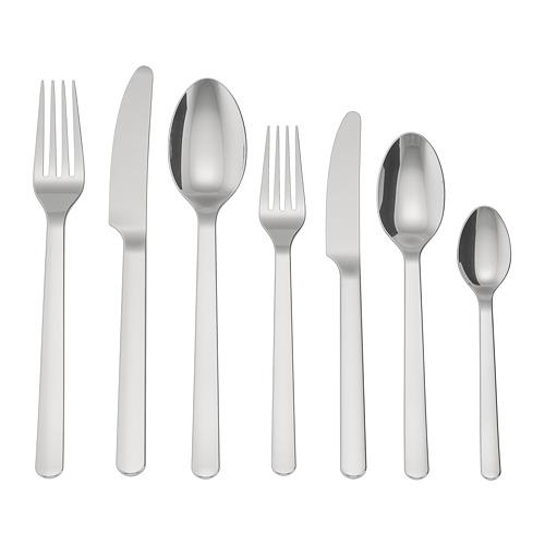 IKEA 365+ 56 dalių stalo įrankių rinkinys