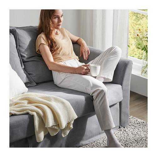 HOLMSUND trivietė sofa-lova