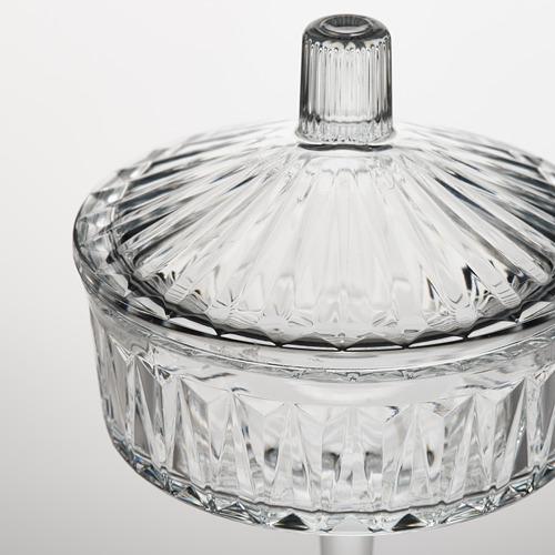 SÄLLSKAPLIG bowl with lid