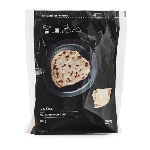 KNÅDA Duonos miš.,keptuv. kepama duona