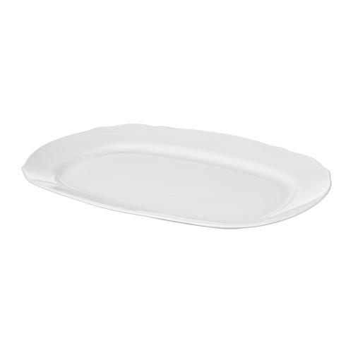 UPPLAGA serving plate