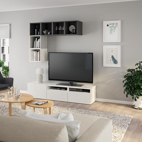EKET/BESTÅ TV spintelių derinys