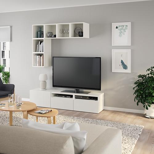 EKET/BESTÅ cabinet combination for TV