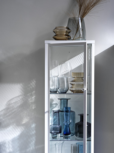 BAGGEBO шкаф со стеклянными дверцами