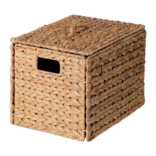 INSVEP kaste ar vāku