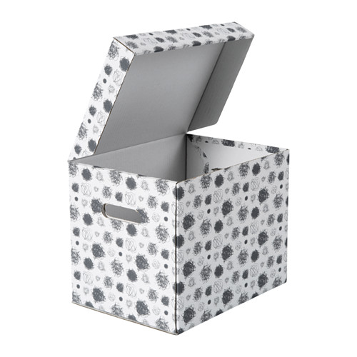 TITTAR box with lid