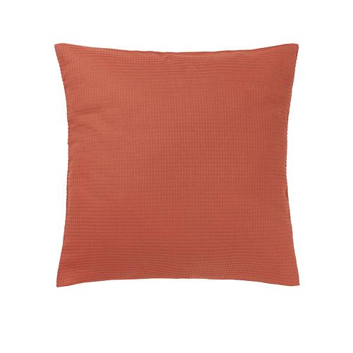 EBBATILDA spilvena pārvalks  50x50 cm rūsganā krāsā