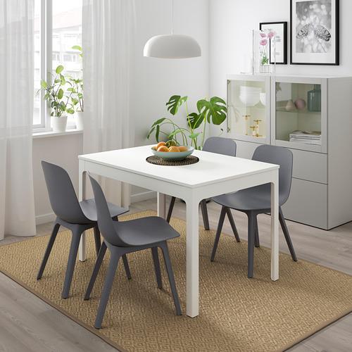 ODGER/EKEDALEN стол и 4 стула