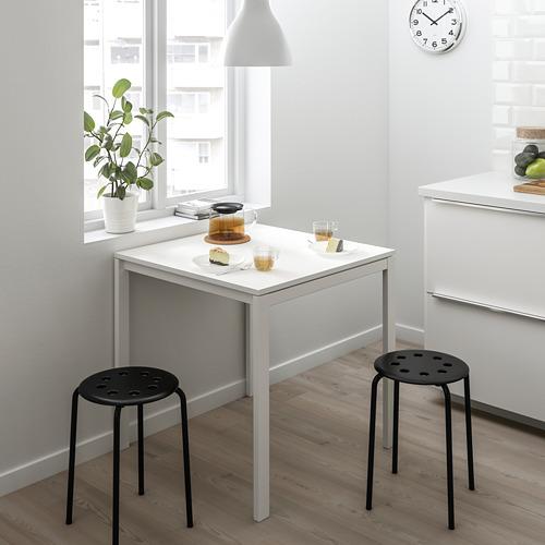MARIUS/MELLTORP стол и 2 табурета