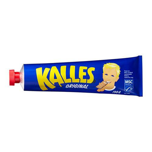 KALLES KAVIAR икорная паста