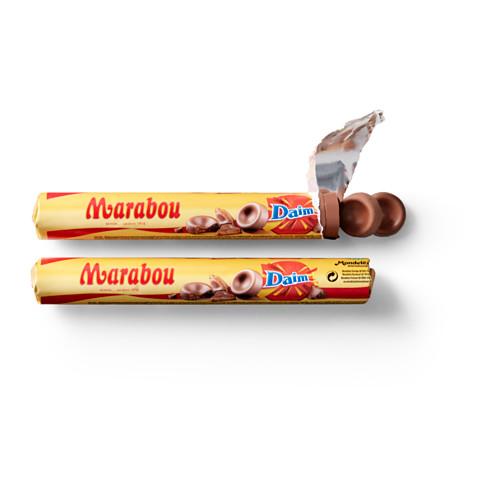 MARABOU шоколадный рулет Дайм