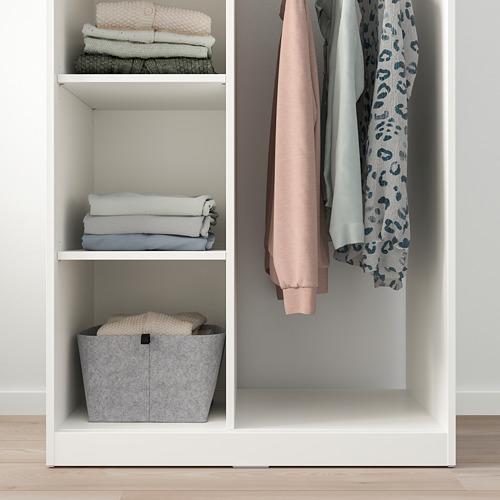 SYVDE open wardrobe