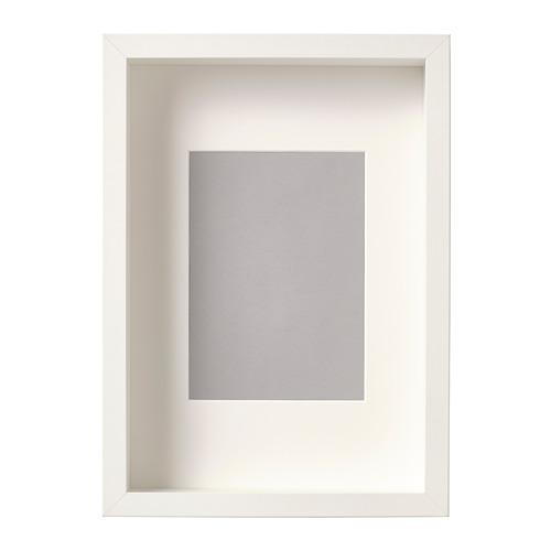 SANNAHED pildiraam 21x30 cm valge