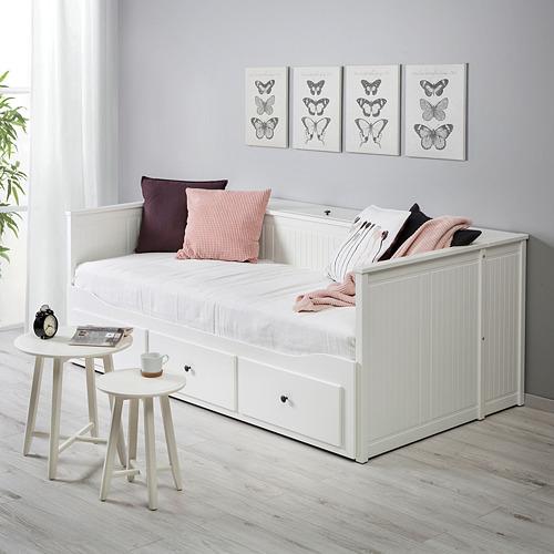 HEMNES storage unit for mattress